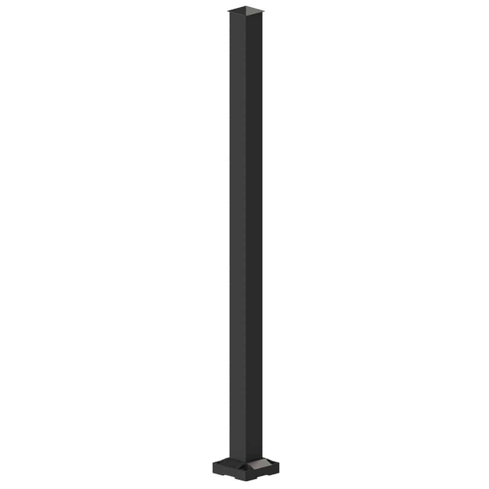 10051-stair-post-black-new