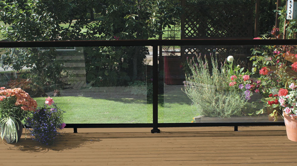 Black-Large-Glass-Panel-Railing